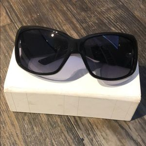 Dior sunglasses.